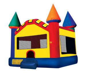 bounce house castle