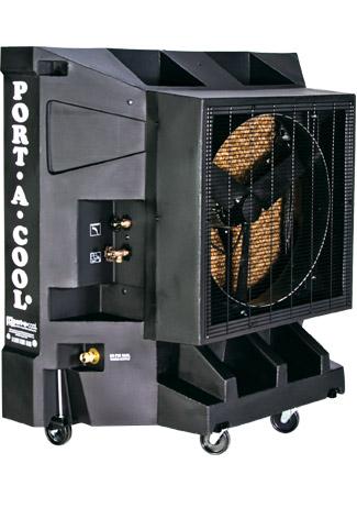 misting fan rentals forney tx